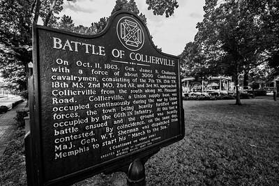 Collierville  Square