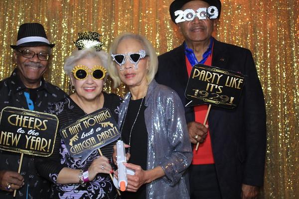 Royal Palms NYE Gatsby Party