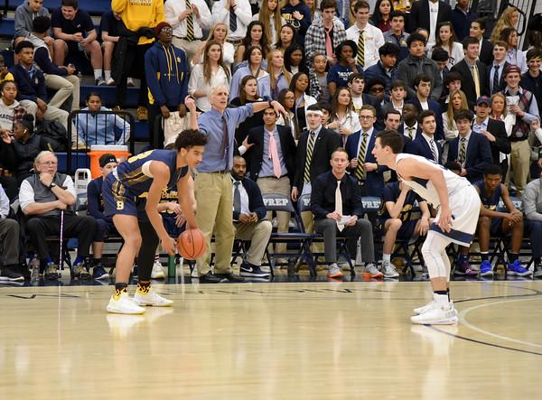 Bullis (MD) vs. Georgetown Prep (MD) basketball