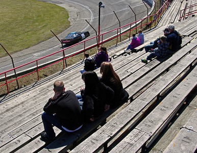 Anderson Speedway opens  for  2014