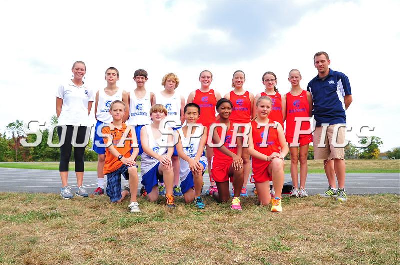 2013-2014 Middle School Sports
