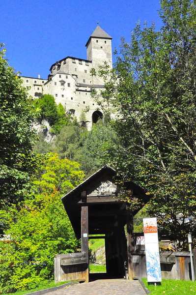 Medieval Taufers Castle