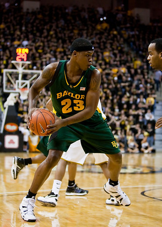 Baylor vs Missouri Basketball