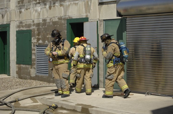 FIRE SAFETY AND TRAINING