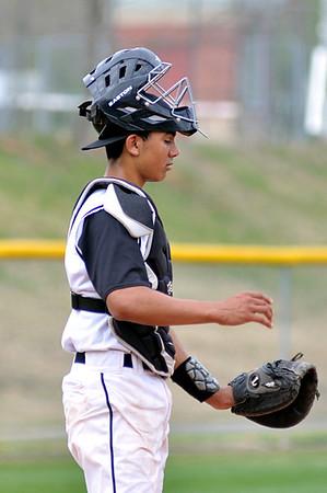 2011-03-22 BHS JV Baseball VS Ardrey Kell