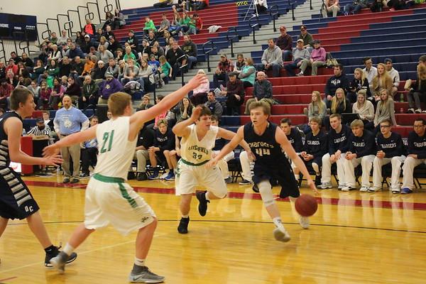 DC boys basketball v. Litchfield, 1-27-17