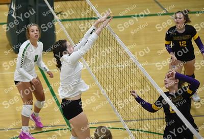 Eagle Grove Vs St. Edmond Volleyball
