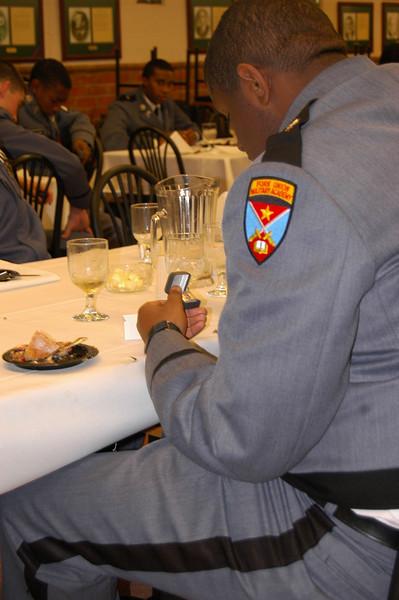 Annual Senior/PG Dinner