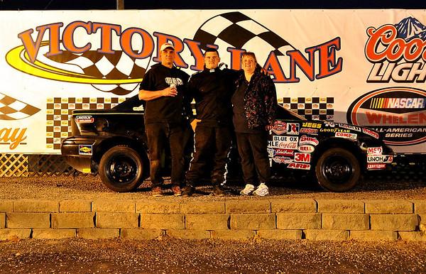 Albany-Saratoga Speedway, May 13, 2011