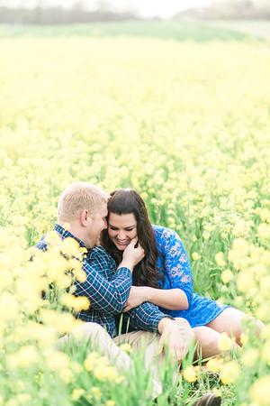 JR & Stephanie | Engagement