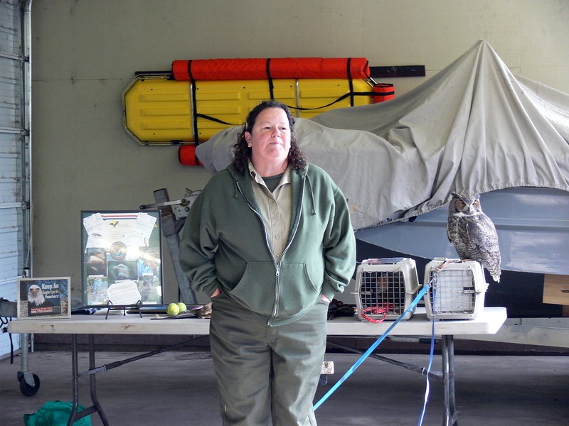 Eagle Lady Doris at ILSP 005.jpg