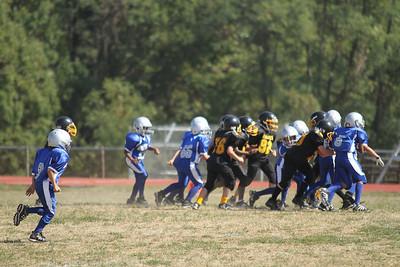 Bulldogs vs Northern Burlington 9/19/10