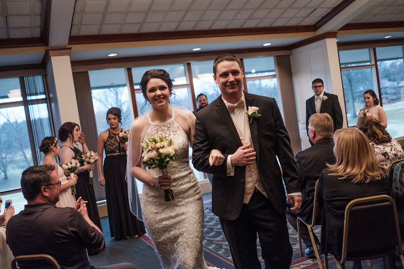 Mariah & Scott's Wedding at The Freeport Club