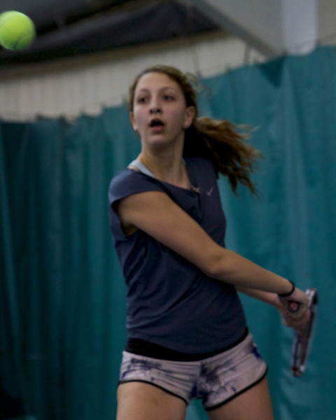 Intensity Varsity Tennis