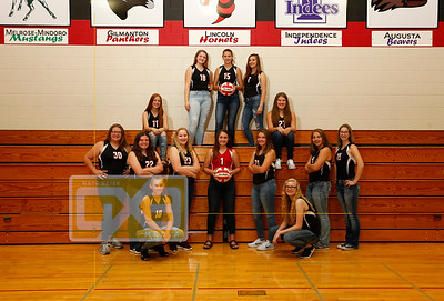 Lincoln volleyball VB18