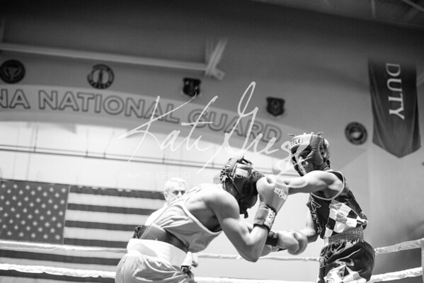 4 Tony Crawford (IBG) over Aron Stone (All or Nothing Boxing)