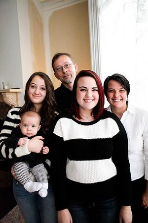 Brakeman Richards Family 2014