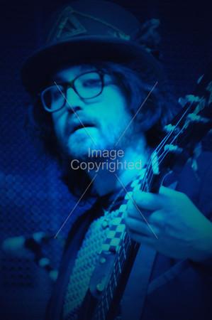 Sean Lennon, Plastic Ono Band, New Years Freakout 5. January 1, 2012. Oklahoma City, Oklahoma.
