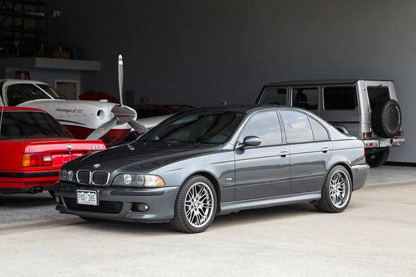 2000 BMW M5 Anthracite