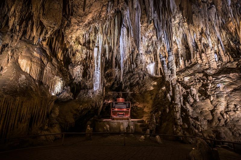 lurray caverns pipe organ