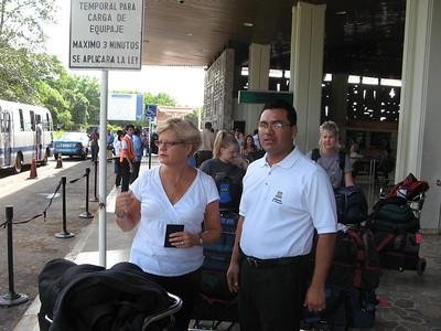 El Salvador August 2010