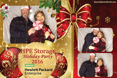 HPE Storage Holiday Party 2016