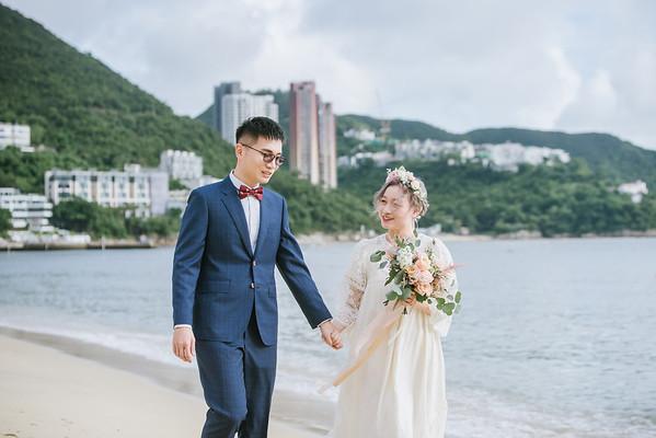 Hong Kong 香港婚禮|ClubONE 淺水灣