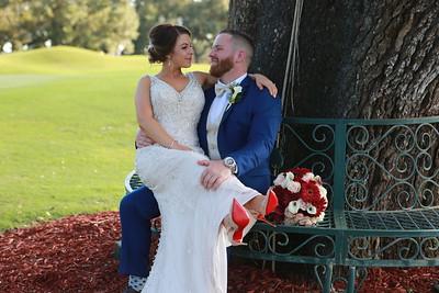 Rachel & Ian ( Grande Oaks County Club )