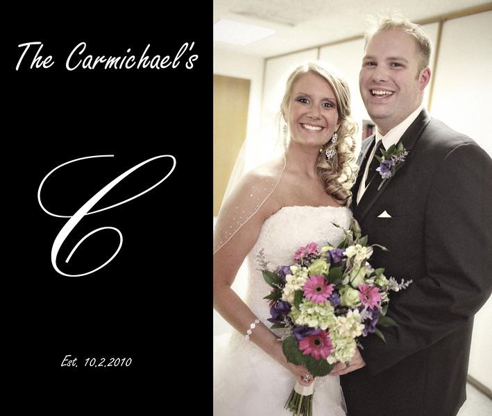 Kerri & Jack 13x11 Wedding Album