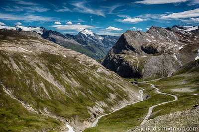 Val d'Isere Col d'Iseran