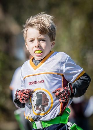 Redskins Youth Fall Flag Football 2016