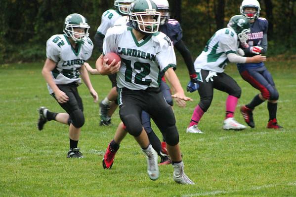 Varsity Football (Eaglebrook Day)