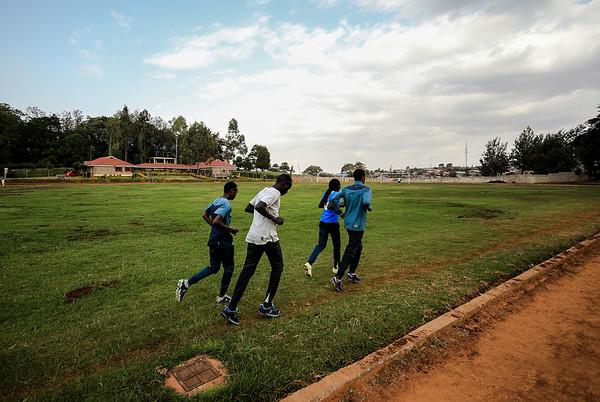 Refugee Athletics