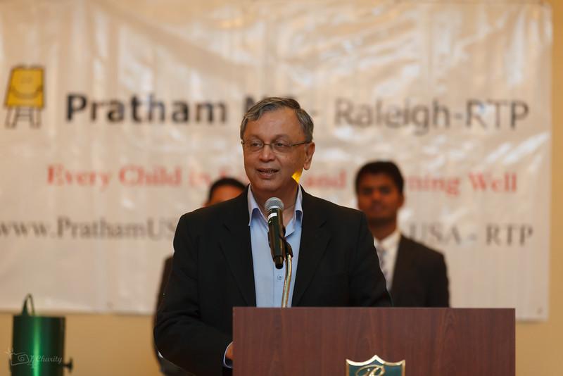 Madhav Chavan, Co-Founder & CEO, Pratham