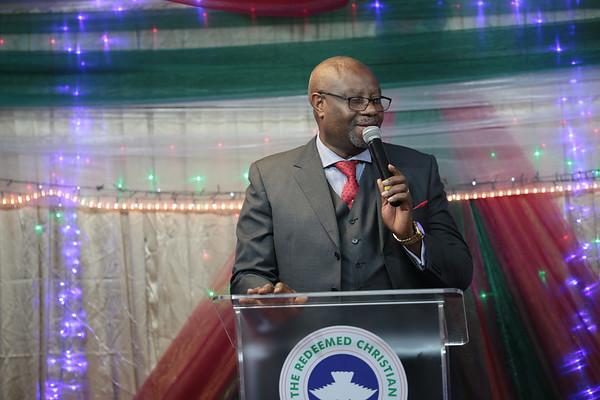 Pastor Adediji Aiyeola @55