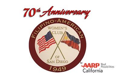 20190323 70th Anniversary Fil-Am Women's Club - AARP