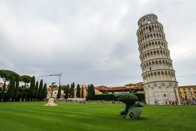 Pisa and Luca