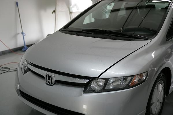 07 Honda Civic Sedan Hybrid