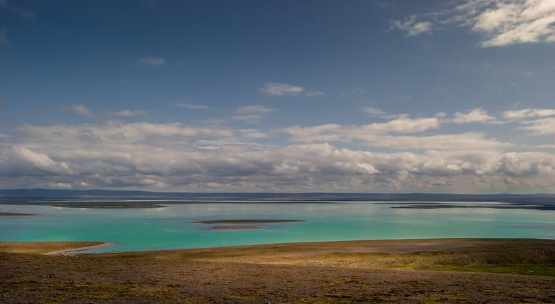 Blöndulón Lake