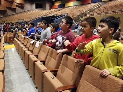 5th Grade Boys Choir