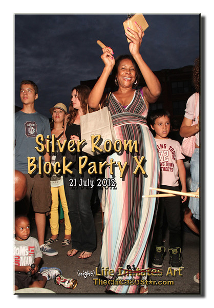 Silver Room Block Party 2012