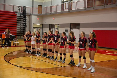 Girls Varsity Volleyball - 9/10/2019 Reed City