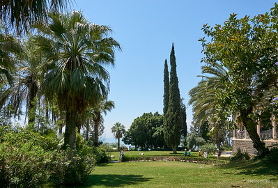 Mt. of Beatitudes, Church of the Multiplication & Church of the Primacy of Peter