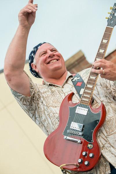 Gary Brandenberg-The Bingo's-Watertown Rails to Trails 2014
