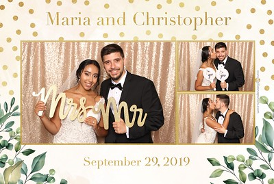 Maria & Christopher 9.29.19