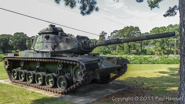 Mississippi VFW, American Legion, Veterans Parks, Monument Vehicles