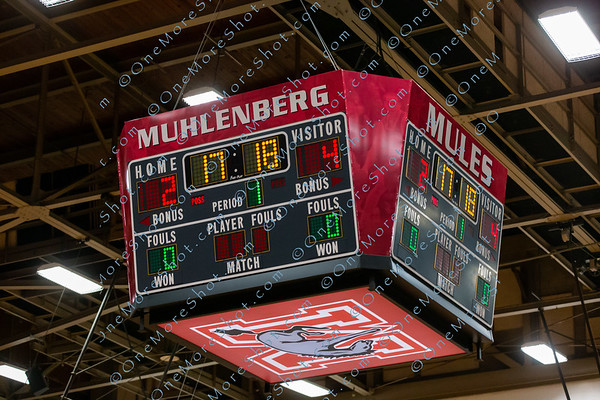 Muhlenberg Men's BASKETBALL vs Neumann Univ 11/23/2019