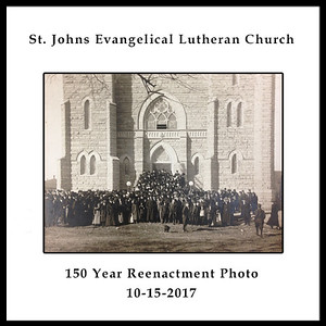 St. Johns Lutheran Church, October 15, 2017