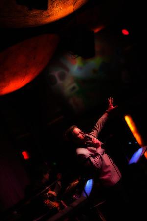Frank Stallone @ Vibrato Jazz Grill