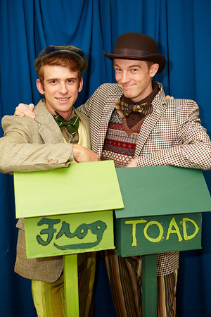 NCRT Frog & Toad
